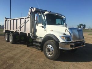 2006 International 7500, Used Gravel Truck
