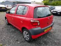 Toyota Yaris 1.0. VVT-I. 5 Door. Great little runner. Cheap Fuel & Insurance.