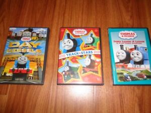 Thomas and Friends DVD Set