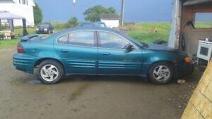 1999 Pontiac GrandAm 44900KM!!!