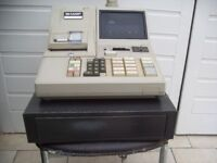 Sharp Electronic Till Oasis system ER2908