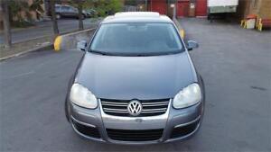 2006 Volkswagen Jetta Sedan 2.5L TEL: 514 249-4707