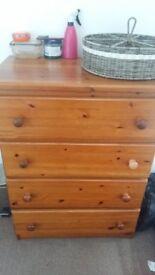 Modern 5 drawers chest