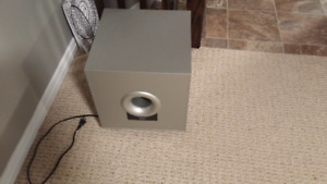 """Powered 10"""" Subwoofer"""