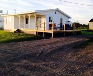 Beautiful Waterview Cottage Near Shediac. Aug 12th- 31st Availab