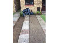 Free Topsoil (bagged) and Turf