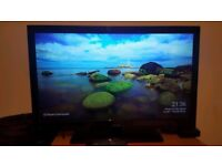 32 Technika full HD 1080p builitn Freeview 3xhdmi, 1xUSB