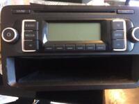 Volkswagen cd MP3 player stereo radio