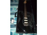 SWAP Fret-King Supermatic Electric Guitar With ATD Self Tuning Bridge + Case 'New' SWAP