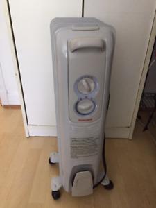 Radiateur mobile chauffage d'appoint Honeywell heaters radiator