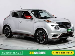 2015 Nissan Juke NISMO RS AWD AUTO A/C NAVIGATION MAGS CAM.RECUL