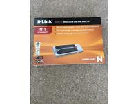 D-Link Wireless N USB Mini Adapter