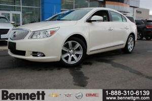 2012 Buick LaCrosse Nav, Leather, Sunroof, HUD