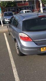 Vauxhall Astra 1.7 diesel silver