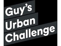 We need a fabulous Face Painter at Guy's Urban Challenge 2017!! (Volunteer basis)