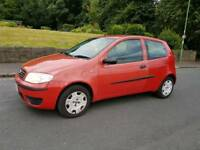 Affordable Fiat Punto 1.2 10mnths MOT
