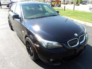 2010 BMW 5 Series 535i xDrive M Package
