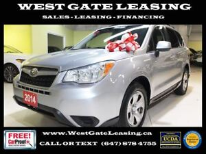 2014 Subaru Forester 2.5i PREMIUM | HEATED SEATS |