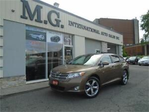 2012 Toyota Venza V6 AWD w/Leather/Roof
