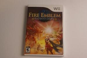 Fire Emblem Radiant Dawn - Wii Game - Hard Game To Find!
