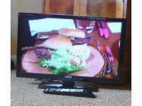 22 inch Lcd Tv/ Dvd combi