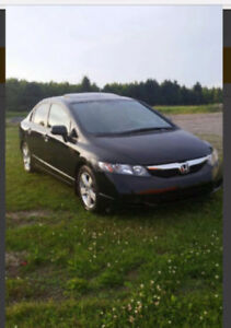 2011 Honda Civic SE Berline