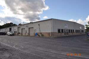 1000 sqf Industrial workshop, warehouse space on Coons Rd