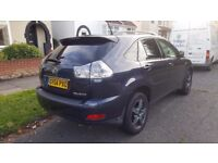 LEXUS RX300**NAVIGATOR**excellent condition- VERY LOW MILEAGE-HPI clear -over 43/mpg Facelift 05
