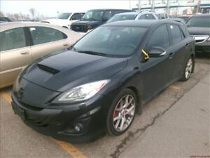 2010 Mazda Mazdaspeed3 5SPD!!! LOADED!!! FULLY CERTIFIED!HATCH!A