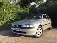 1997 (R) Vauxhall Vectra Arctic 1.6 Petrol Automatic
