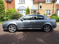 2005 55 AUDI A4 2.0 TDI S LINE 4d 140 BHP*PART EX WELCOME*FINANCE AVAILABLE*FULL SERVICE HISTORY**