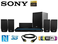 SONY Blue ray 3D surround sound system 5.1, Home Cinema System