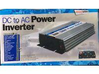 3000 watt peak power inverter
