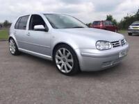 2001 Volkswagen Golf 2.3 VR5 5dr