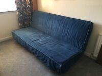 Ikea Beddinge sofa bed-hardly used, from pet/smoke free home
