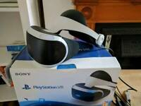 PSVR with Camera, Move Controllers and 5 games