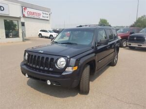 2015 Jeep Patriot High Altitude | 4WD | Power Sunroof