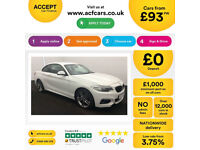 BMW 228 M Sport FROM £93 PER WEEK!