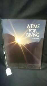 A Time For Giving By: Jill Briscoe