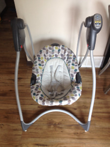 Graco infant/Baby Swing