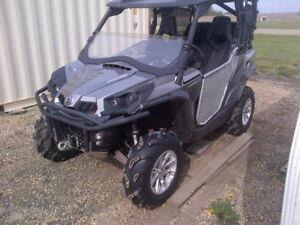 2012 Can-Am Commander