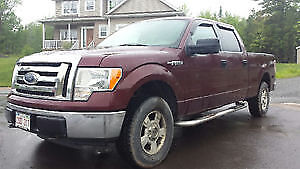 2010 FORD F150 XLT 4X4 FULL 4 DOOR  V8 4.6 AUTOMATIC PRICE $6900