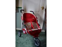 Doll's Pushchair Set- Mamas and Papas