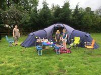 Wynnster 8 man tent