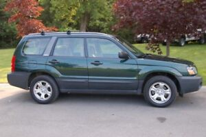 USE FOR SPARE PARTS 2003 Subaru Forester