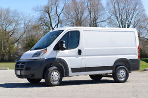2015 Ram Promaster 1500 - With Upgrades