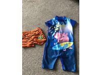 Boys swim suits