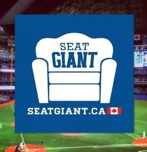 BLUE JAYS TICKETS FROM $4 CAD! 70% OFF Face Value!!!