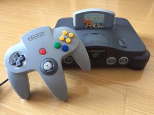 Nintendo 64 Bundle - N64 (Star Wars & Turok) - More Game AVL!!!