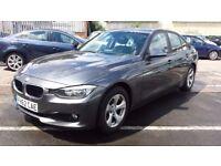 2013 BMW 3 SERIES 2.0 320d EfficientDynamics 4dr (start/stop) FBMWSH + 1 OWNER + AA REPORT